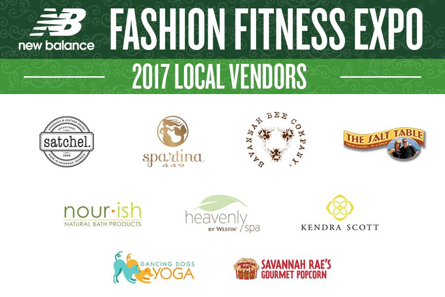 New Balance Fashion Fitness Expo & Packet Pick-Up