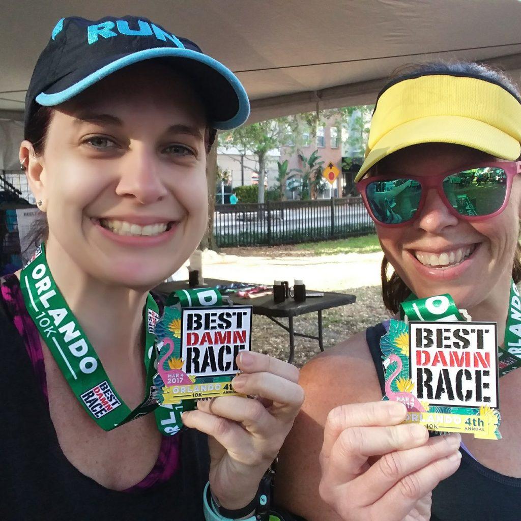 Race #3 & #4 - Best Damn Race 10k/5k Challenge