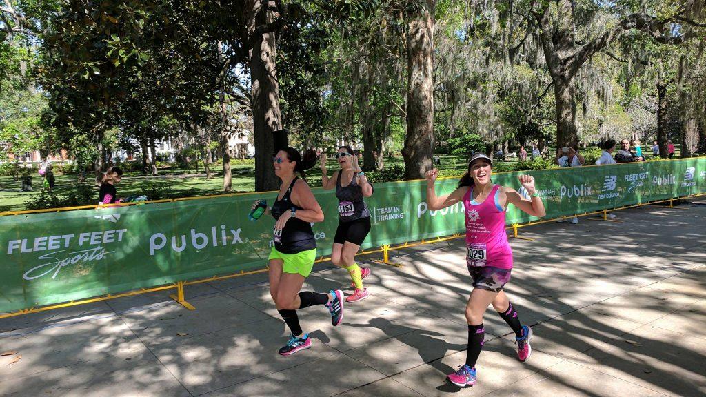 Race #7 - Publix Savannah Women's Half Marathon