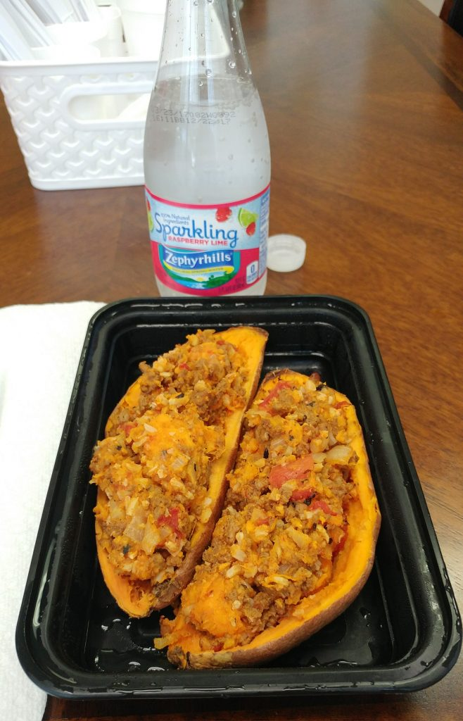 My New Whole30 Favorite Recipe: Mexican Twice Baked Potatoes