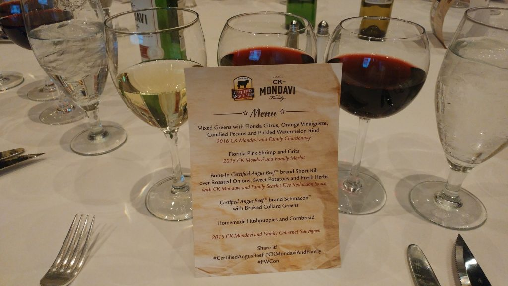 Food Wine Conference: Orlando, FL