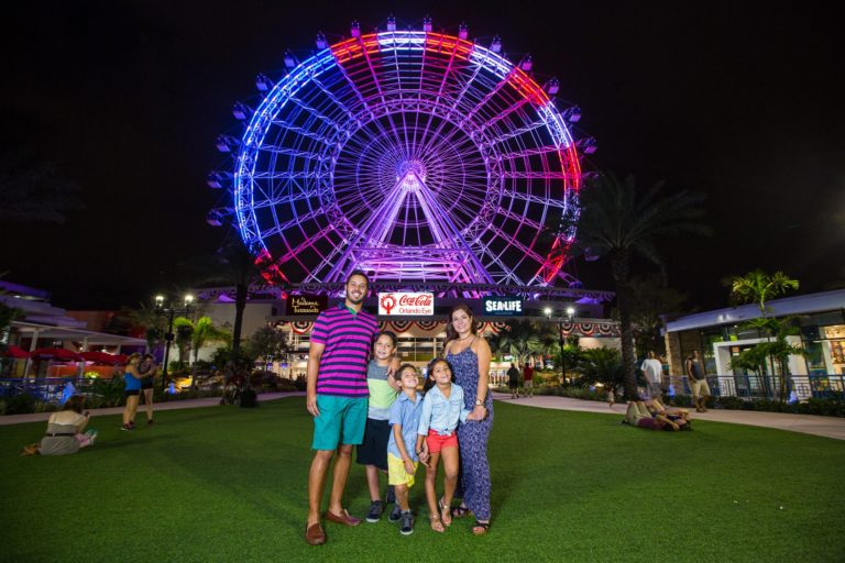 Last Minute FREE Ideas for Celebrating July 4th in Orlando