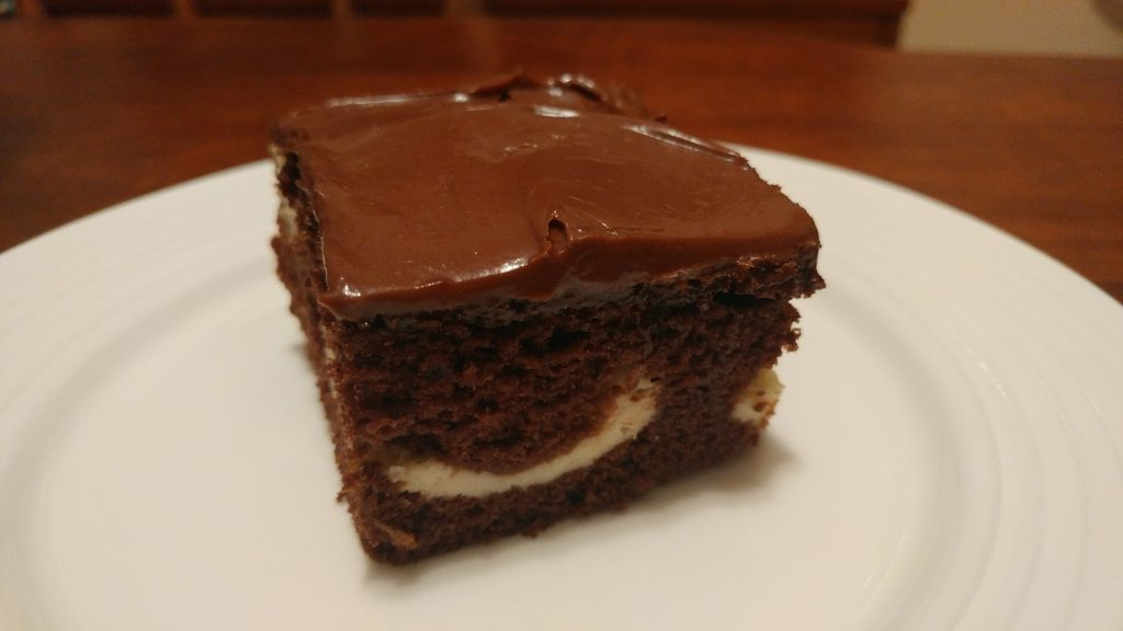 Family Favorites Friday - Double Fudge Fanciful Cake