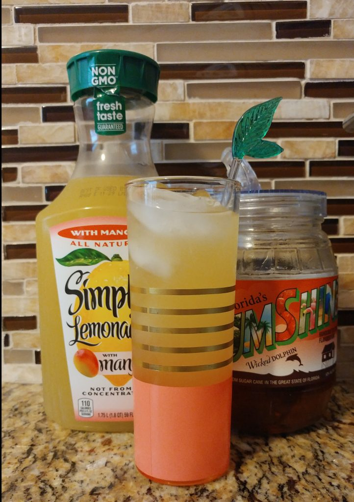 Tropical Lemonade Cocktail Recipe