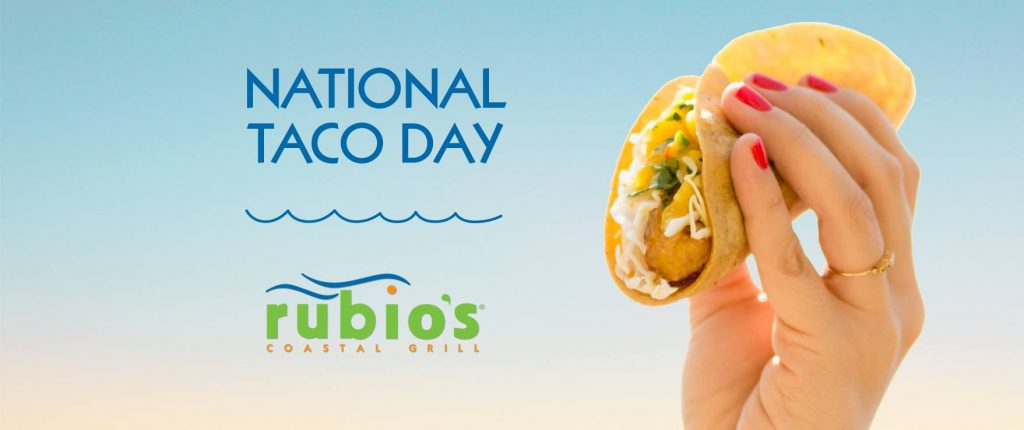 Local Love: Celebrate National Taco Day on October 4th in Orlando