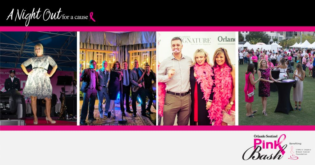 Local Love: 6th Annual Pink Bash: October 20 in Winter Park Benefiting Libby's Legacy Breast Cancer Foundation