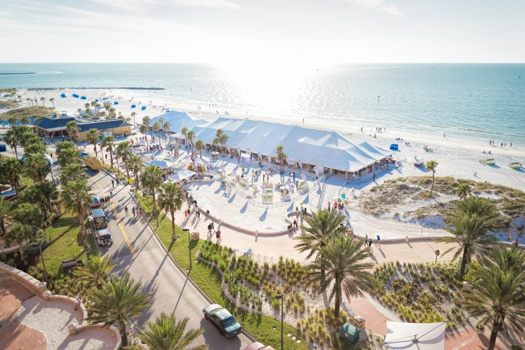 Sip. Savor. Repeat. at the Sixth Annual Clearwater Beach Uncorked Food and Wine Festival
