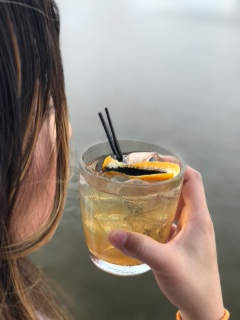 Disney Springs' Paddlefish unveils a specialty cocktail to celebrate Halloween