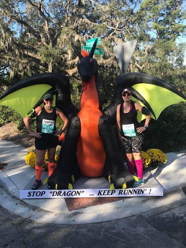 Race #10 - Rock N Roll Savannah Half Marathon