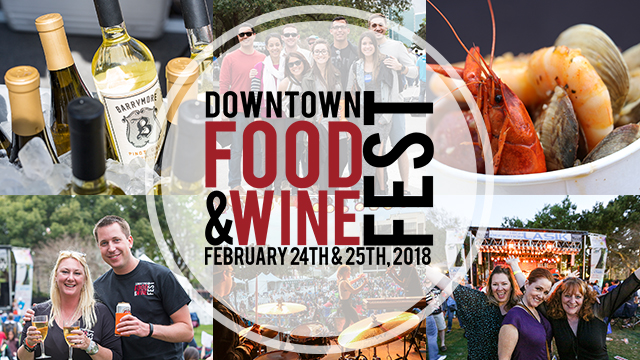 10th Annual Downtown Food & Wine Fest Returns to Lake Eola February 24 and 25