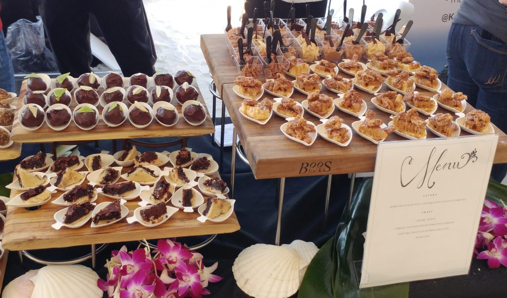 Sixth Annual Clearwater Beach Uncorked Food and Wine Festival