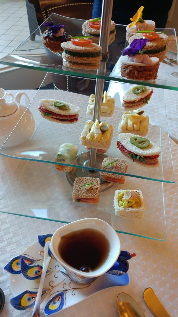Waldorf Astoria Orlando Royal Tea Experience