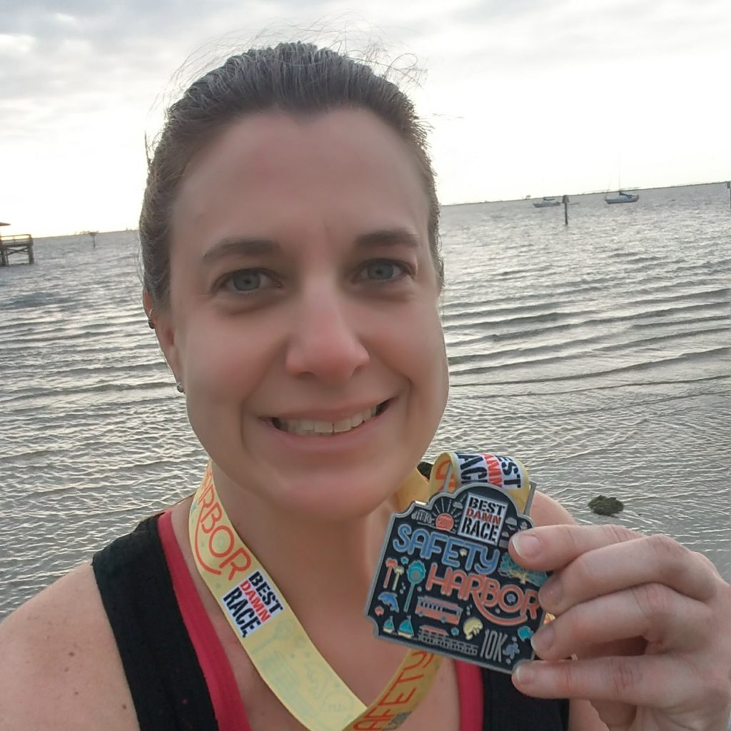 Race #4 of 2018 - Best Damn Race Safety Harbor 10k