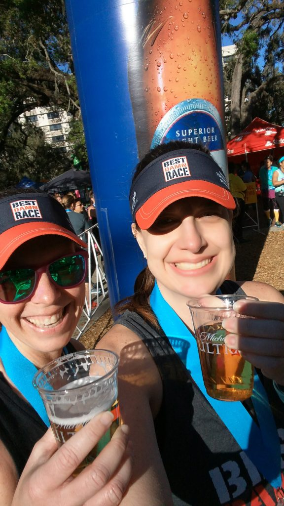 Race #6 and #7 - Best Damn Race Orlando Challenge