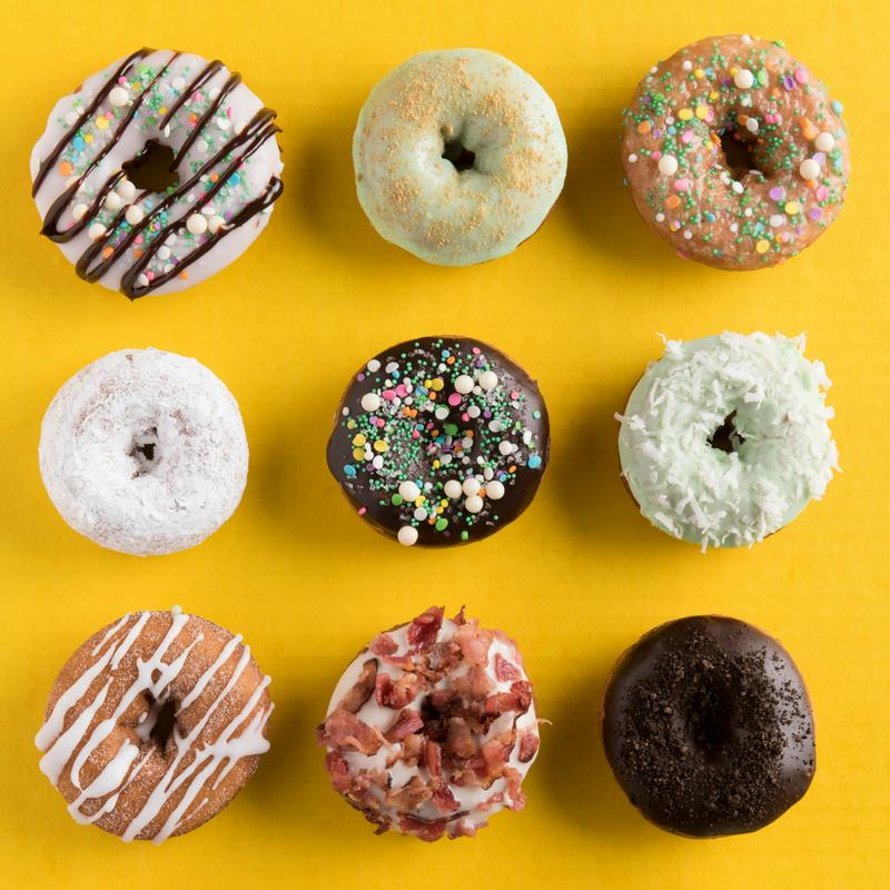 June 1: National Doughnut Day Deals in Orlando