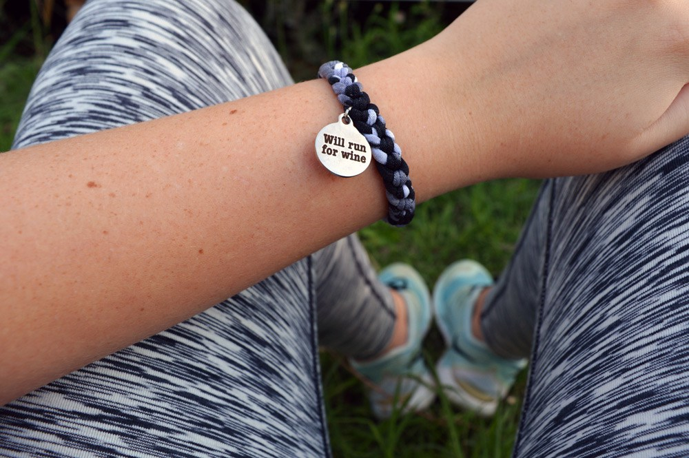 Keeping Motivated with LeisureLoops Handmade Motivational Bracelets