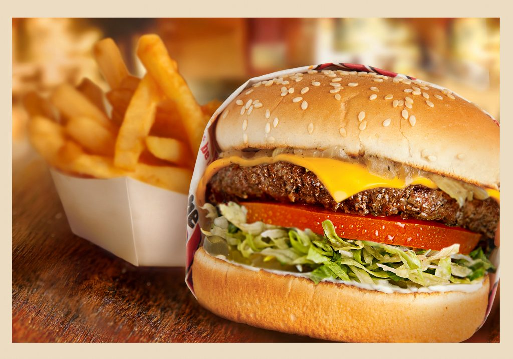 Did You Know May is National Hamburger Month? Get into the Habit!