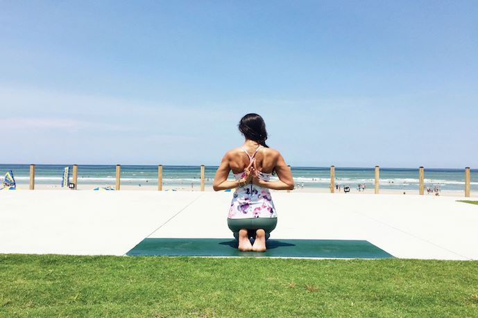 Oceanside Yoga + Tacos at Cocina 214