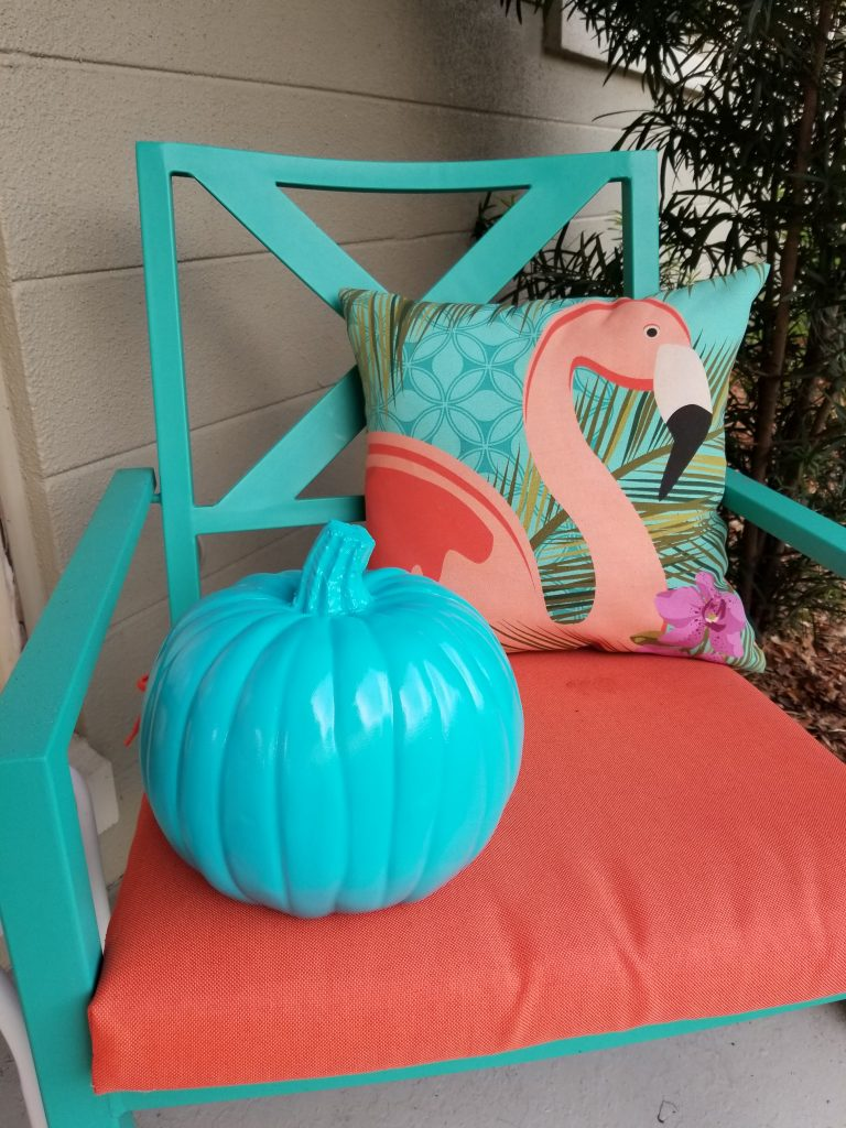 Perk Up Your Pumpkins with Paint