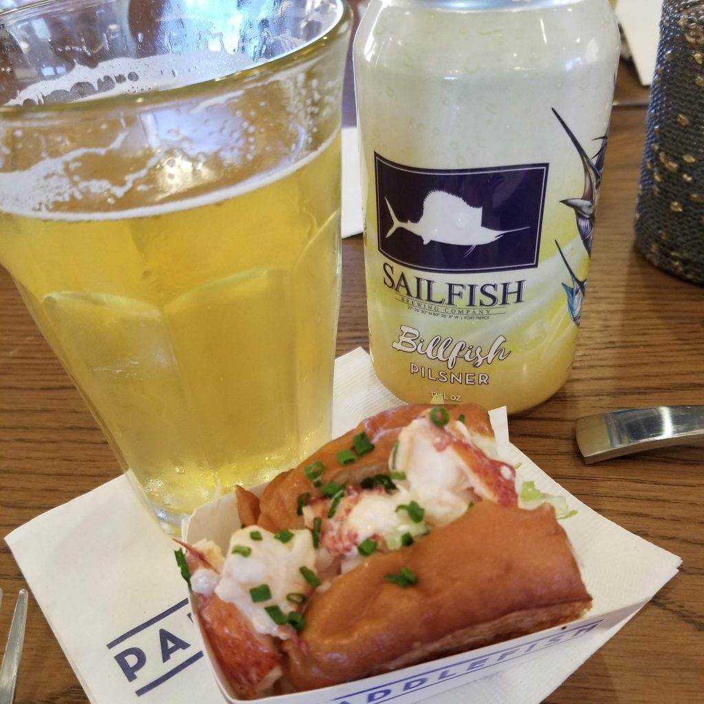 Paddlefish Oktoberfest Beer Dinner with Sailfish Brewing Company