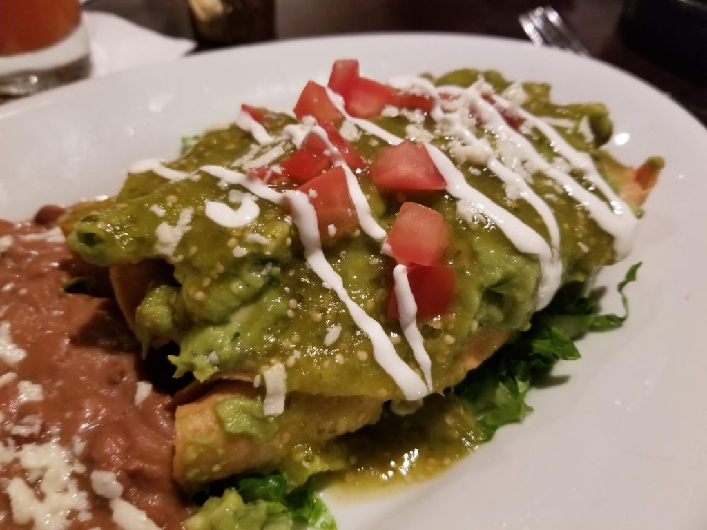 New Menu Items Hit Cocina 214's Menu