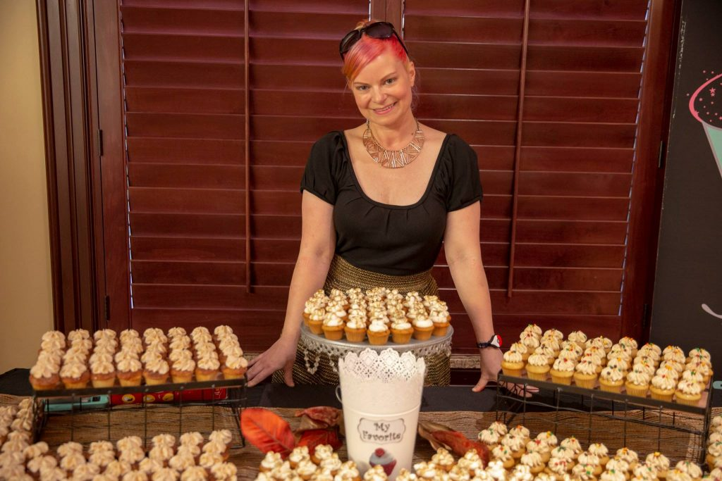 Jilly Cakes Take the Cupcakes at the Dress for Success Cupcake Challenge