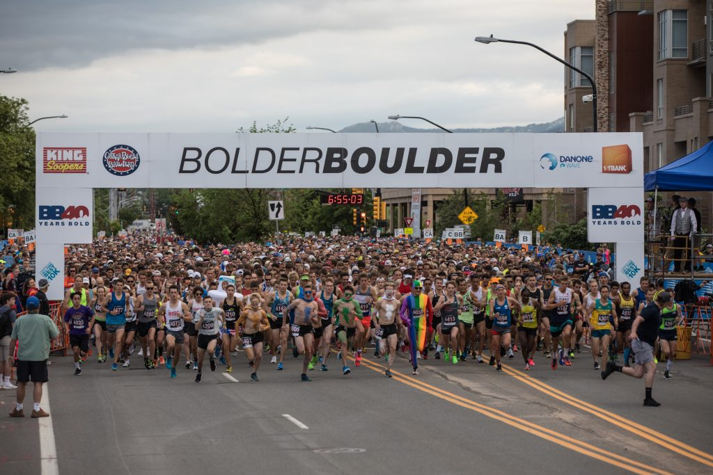 BOLDERBoulder - Is It Really America's All-Time Best 10K?