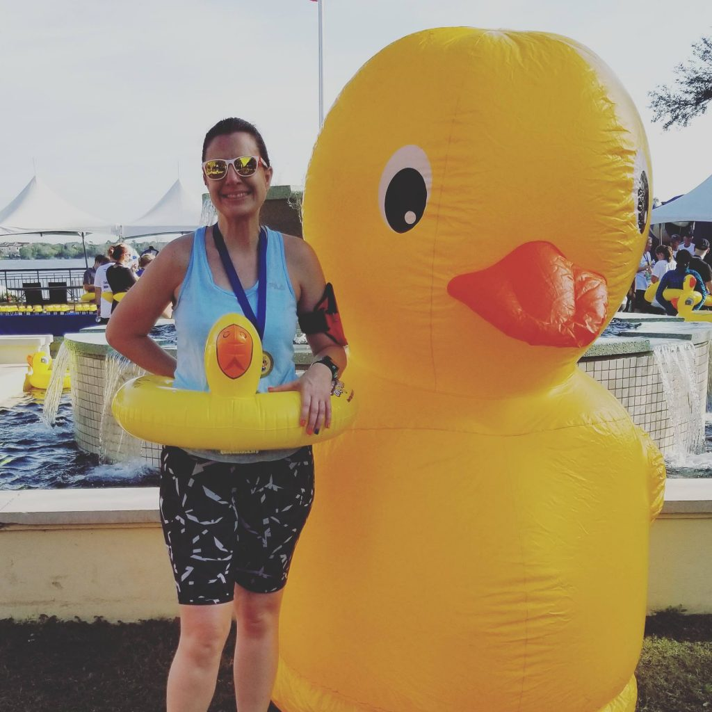 Race #3 of 2019: 6th Annual Quack Attack on Poverty 5k