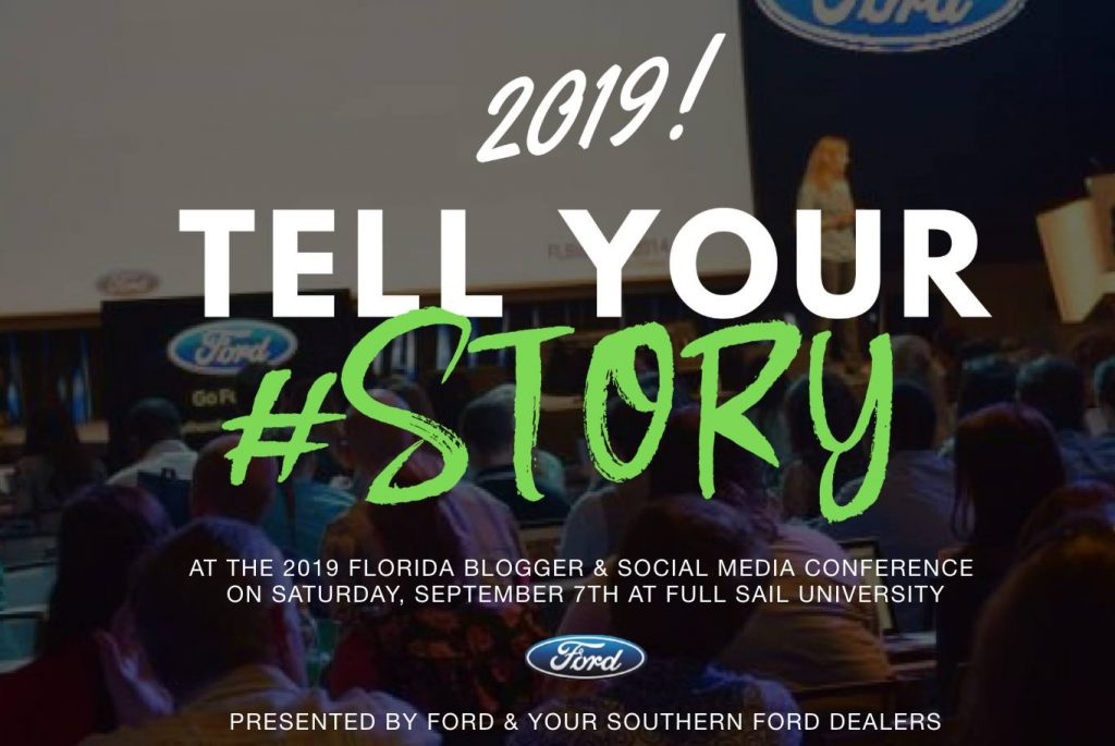 Do You Have Your Ticket for the 9th Annual FLBlogCon!?