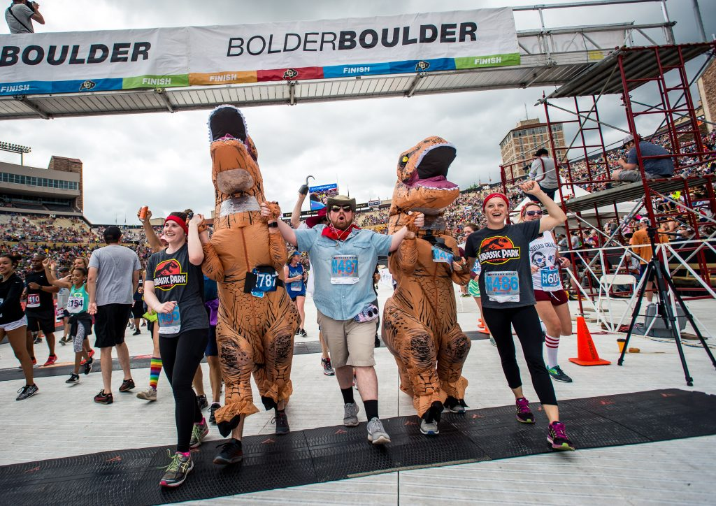 Ten Reasons to Run the BOLDERBoulder 10k