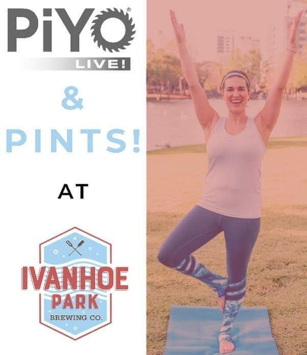 Local Love: PiYo & Pints at Ivanhoe Park Brewing Company