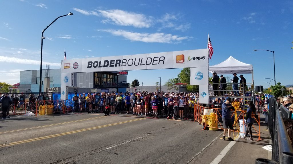 Race #6: BOLDERBoulder 10k