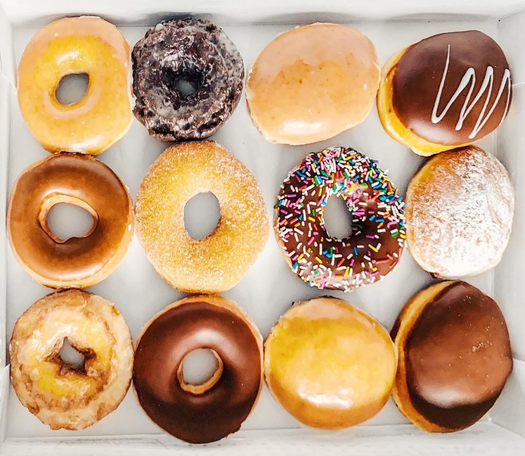 Krispy Kreme® Issues Sweet National Doughnut Day Challenge on June 7