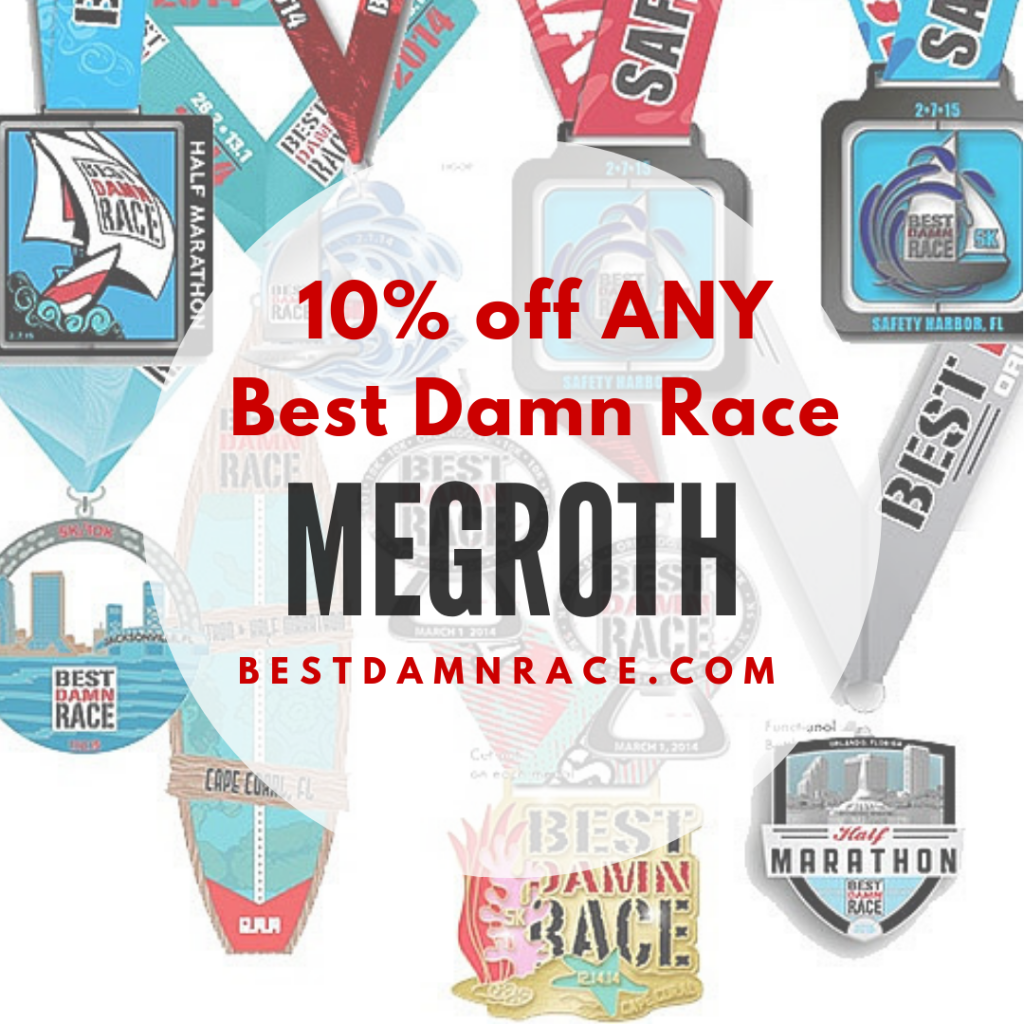 Best Damn Race 2020 Discount Code