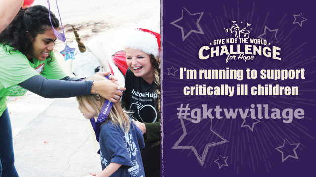 2019 Give Kids The World Challenge for Hope 5k