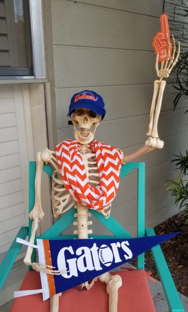 Halloween vs Football Season - How I Decorated for Both