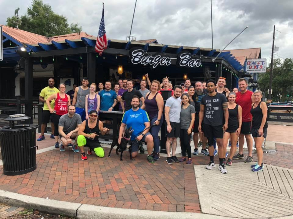 Local Love: Ten10 Run Club & Running For Brews
