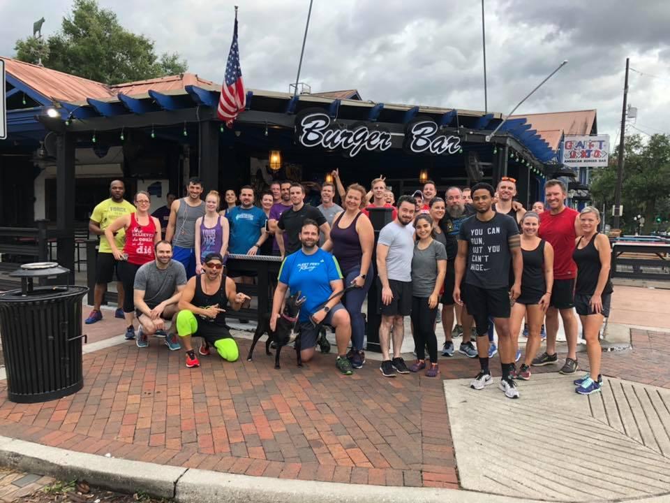 Local Love: Ten10 Run Club & Running For Brews