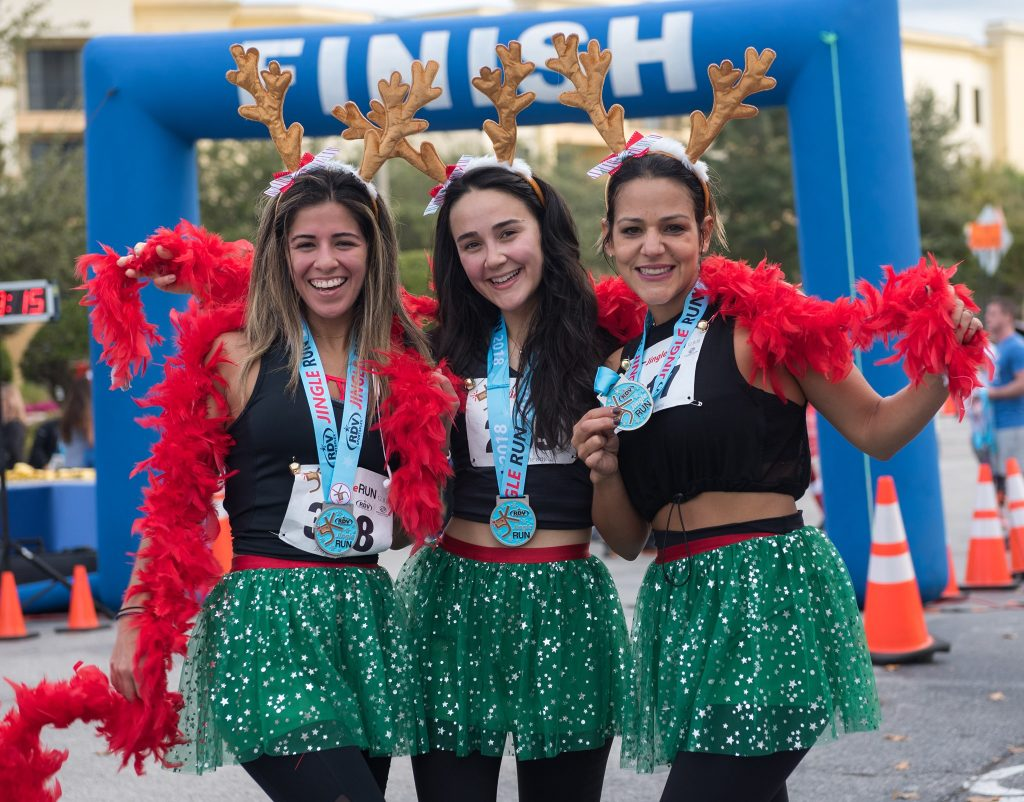 Local Love: RDV Jingle Run 5k - Maitland, FL