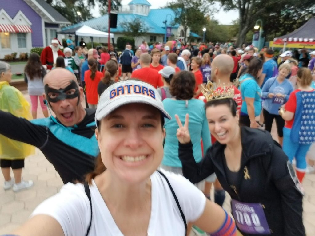 Race #8 of 2019: Give Kids the World Challenge for Hope 5k