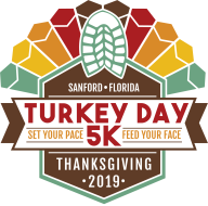 Turkey Day Races in Orlando - Burn Some Calories Before You Eat All the Turkey!