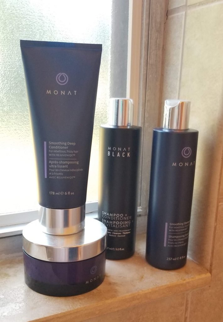 That Time I Got Expensive Hair Products - My MONAT Adventure