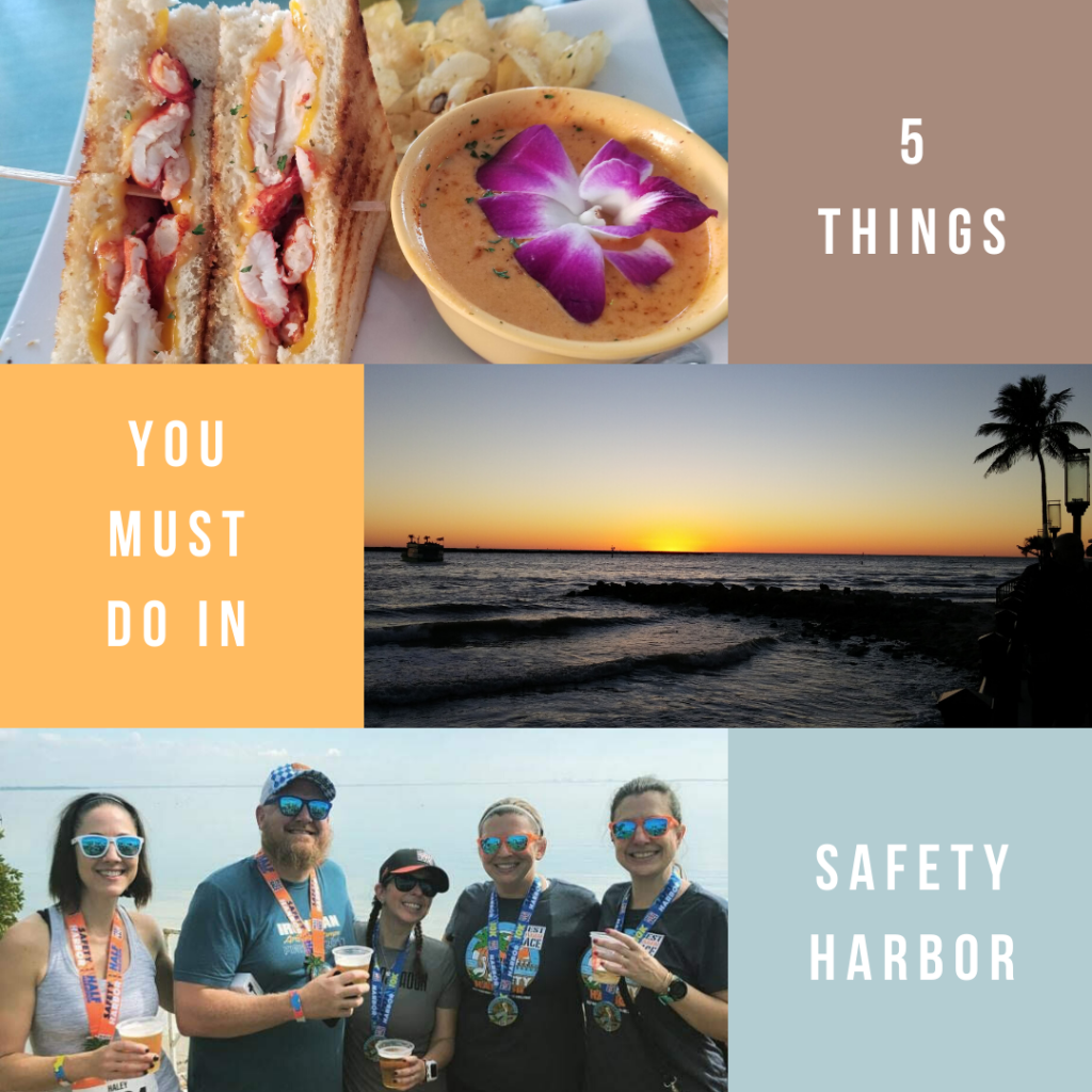 48 Hours in Safety Harbor, FL - 5 Things You MUST Do!