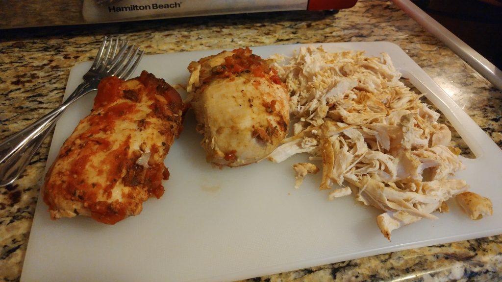 Easy Whole30 Crock Pot Chicken