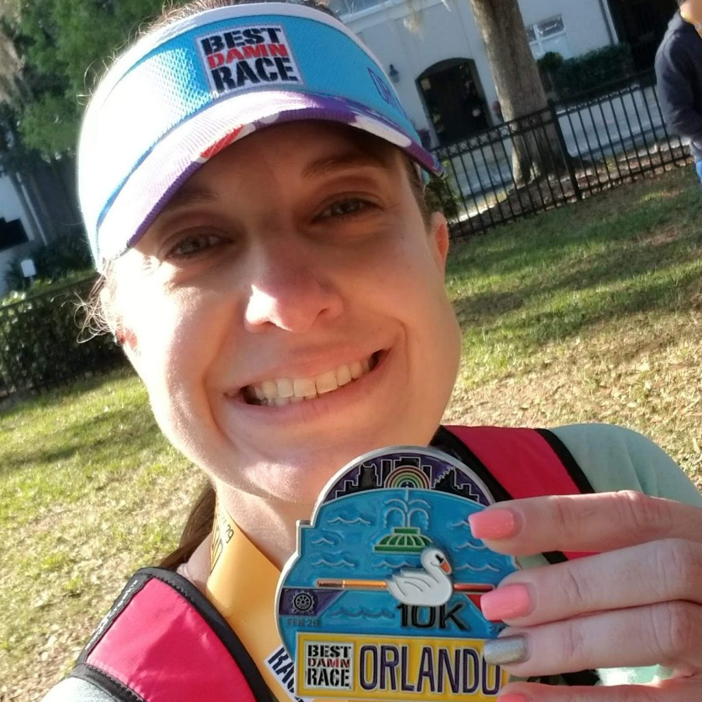 Race #3 of 2020 - Best Damn Race Orlando