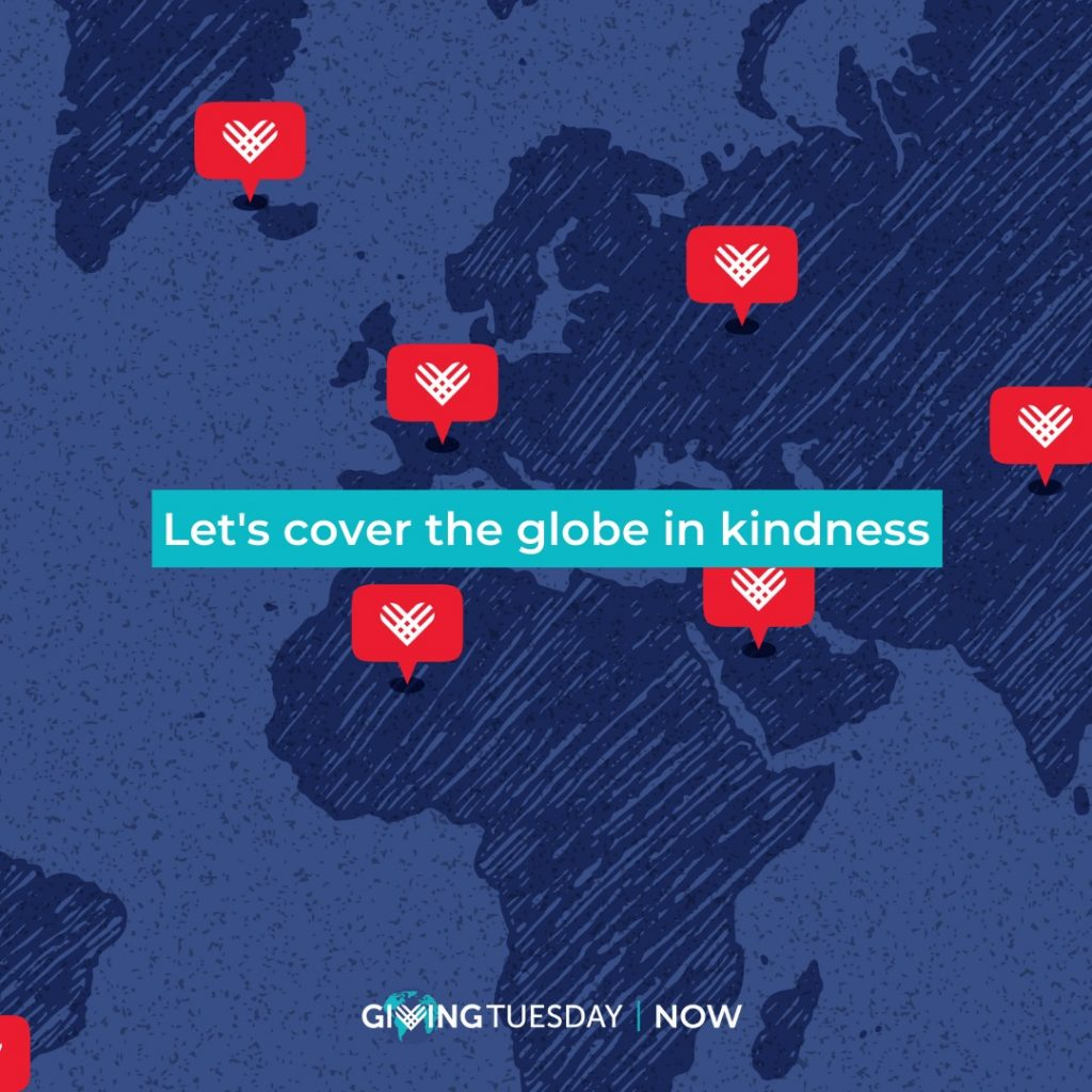 How To Participate in #GIVINGTUESDAYNOW on May 5, 2020