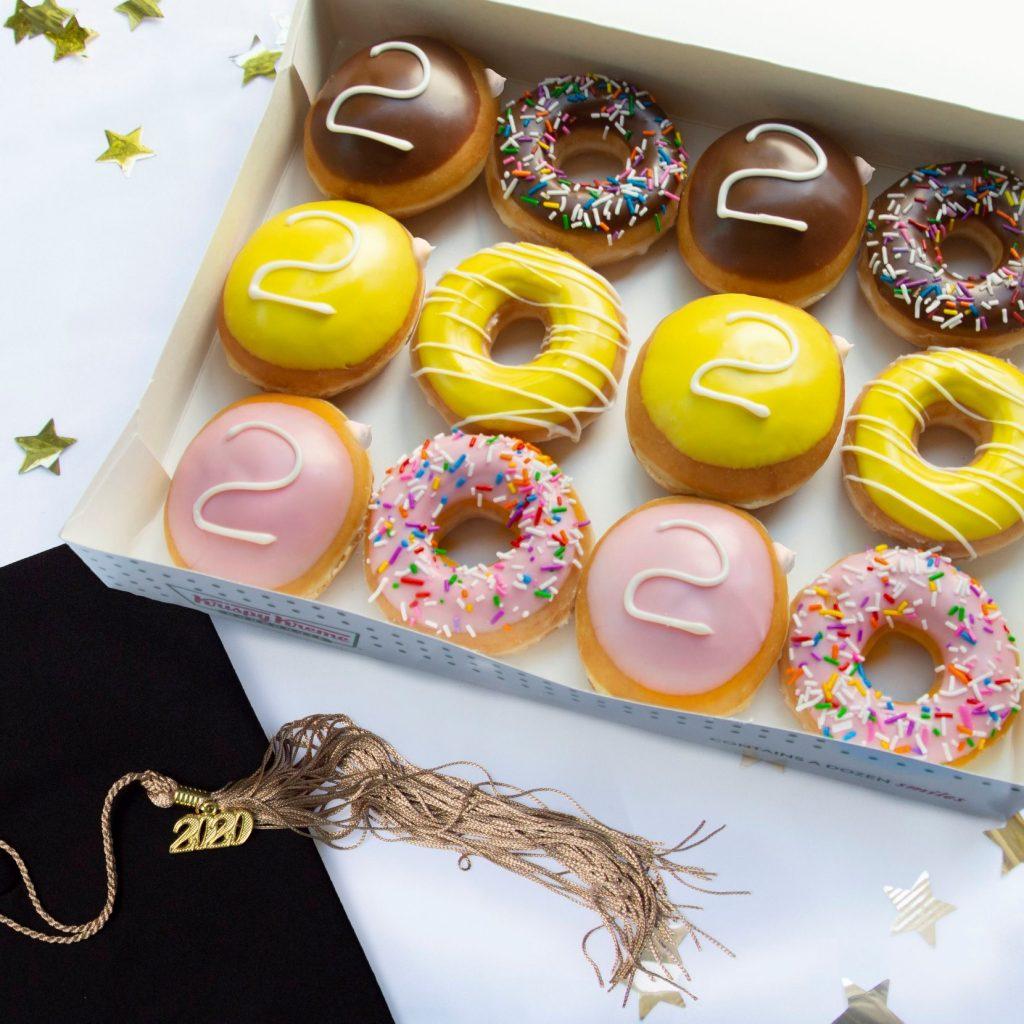 Krispy Kreme® Celebrates Class of 2020