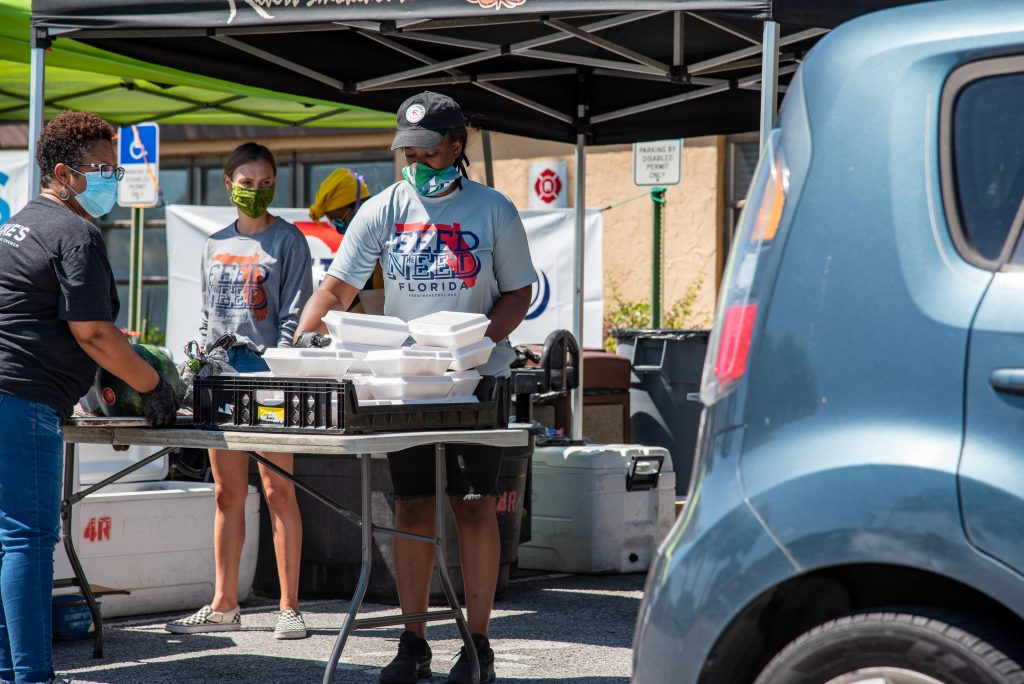 Feed the Need Florida Serves Up Half a Million Meals