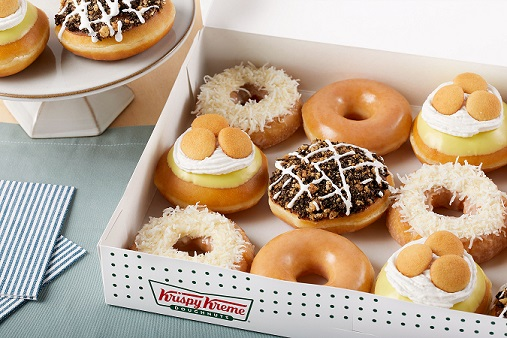 Krispy Kreme® Introduces New Dessert Doughnuts Collection