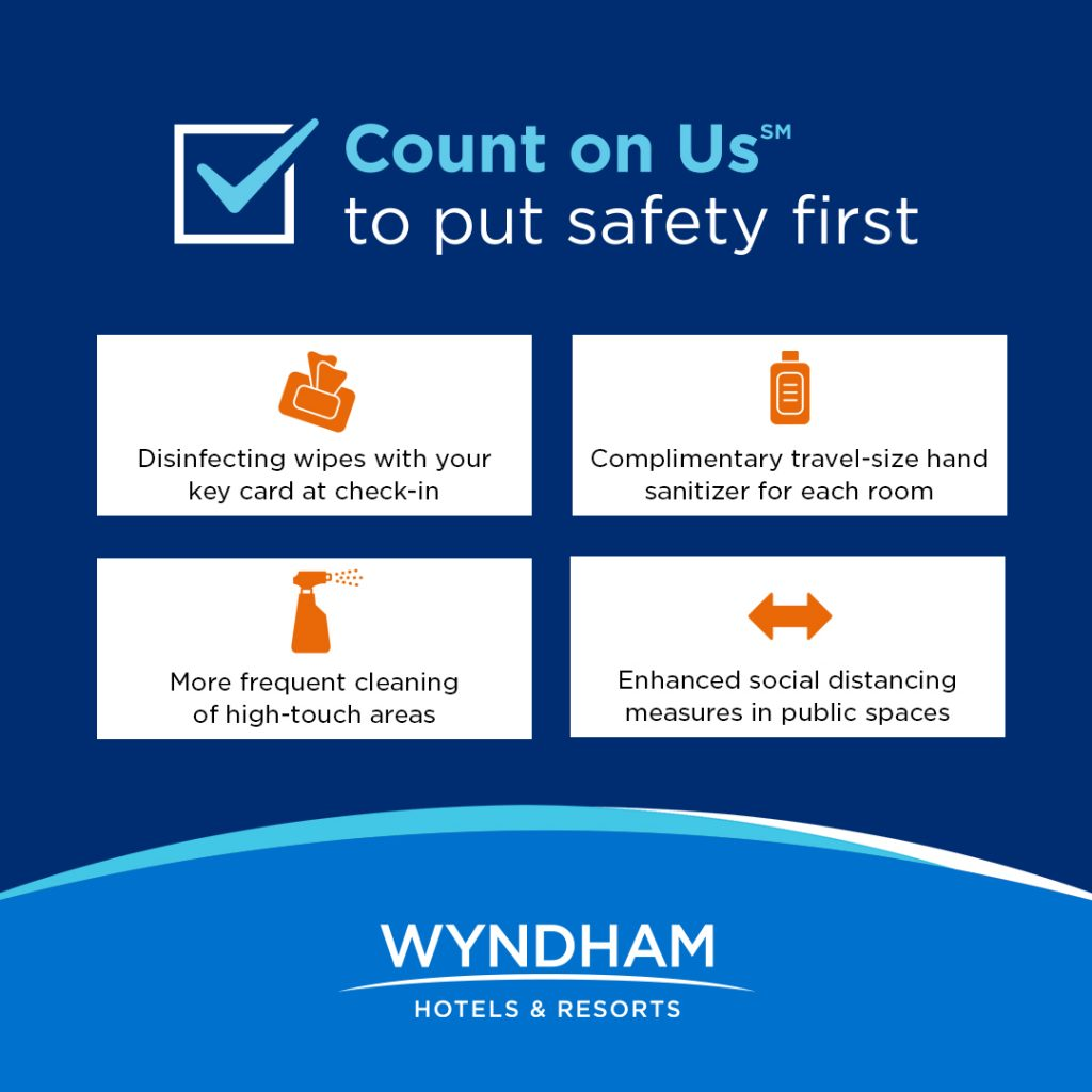Are You Ready for a Staycation? Wyndham is Helping You Travel Safely